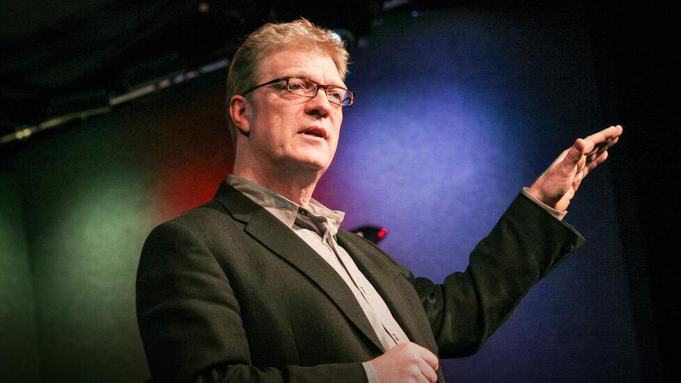 Libros y conferencias Ken RObinsonn