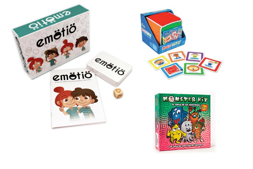Juegos de mesa valores y emociones
