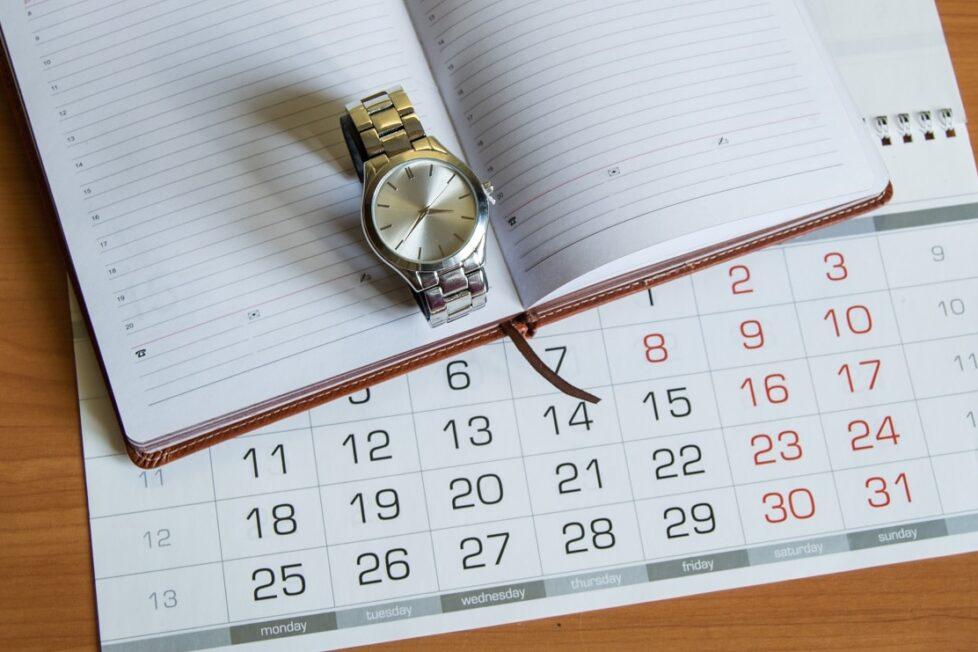 Plantillas de calendarios escolares