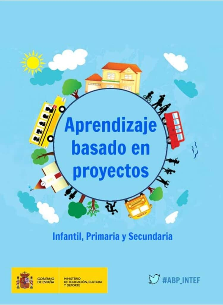 Aprendizaje Basado en Proyectos. Infantil, Primaria y Secundaria libros ABP