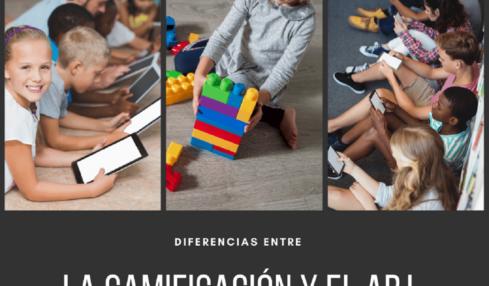 Diferencias entre la gamificación y el ABJ