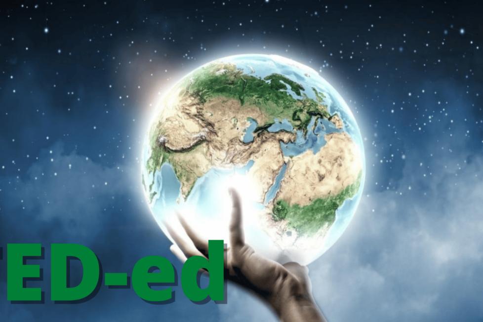 Charlas TED medioambiente