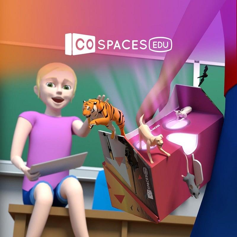 Cospaces Edu