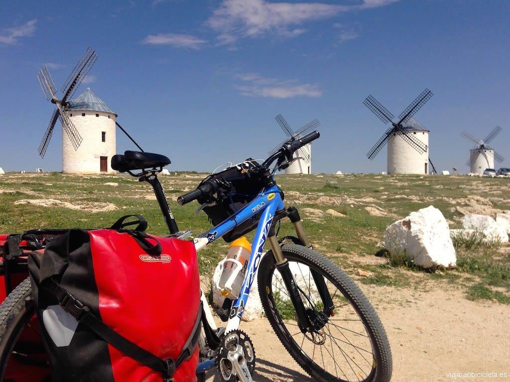 rutas bicicleta en España