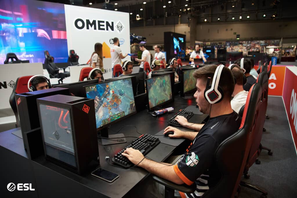 eSports competiciones de videojuegos
