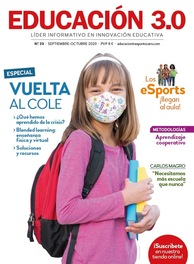 39 de la revista EDUCACIÓN