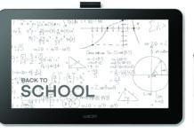 tableta gráfica docente
