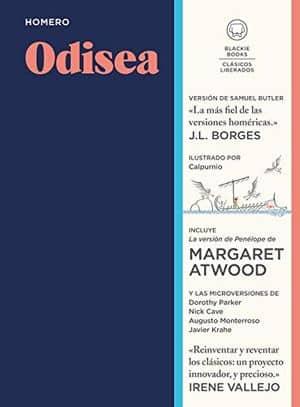 Odisea novedades editoriales octubre