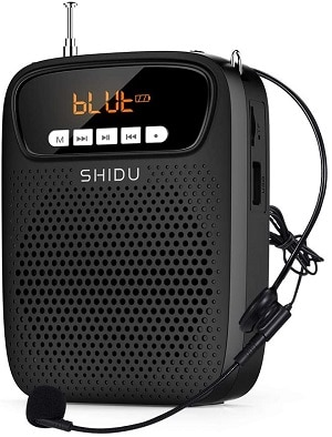 Modelo Shidu para amplificar la voz