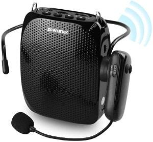 amplificador de voz zoweetec