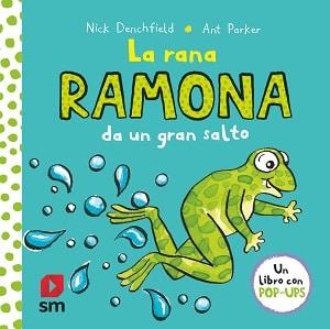 ¡Da un gran salto con la rana Ramona!