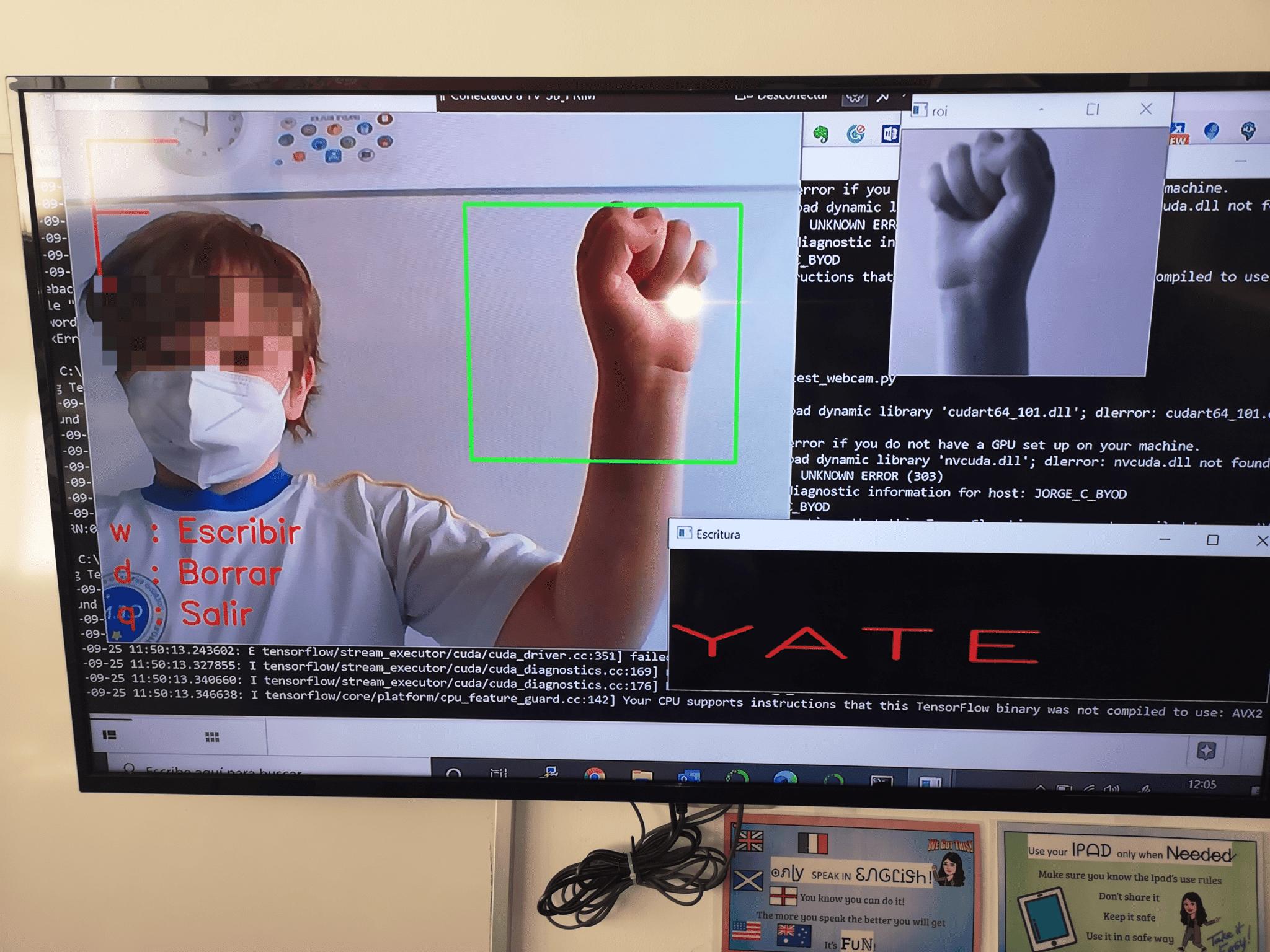 lenguaje de signos app