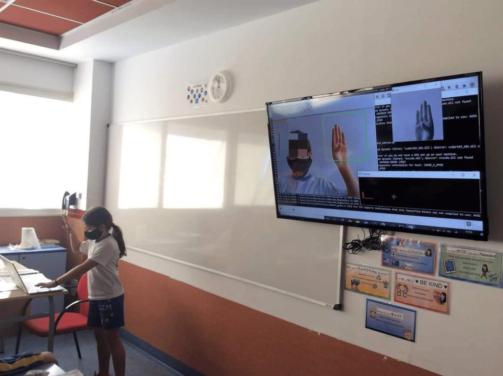 Jorge Calvo Martín App para comunicarse en lengua de signos