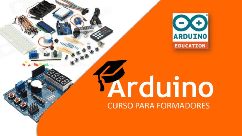 Arduino curso para formadores