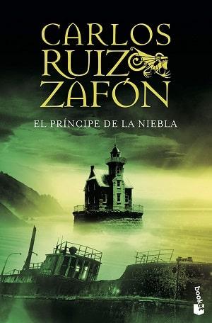 CARLOS RUIZ ZAFÓN EL PRÍNCIPE DE LA NIEBLA