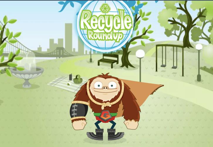 juegos reciclar
