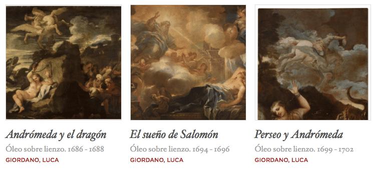 Museo Del Prado Mitología griega