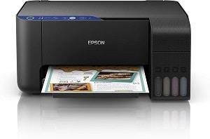 Epson EcoTank ET-2711 impresora multifunción de tinta para casa