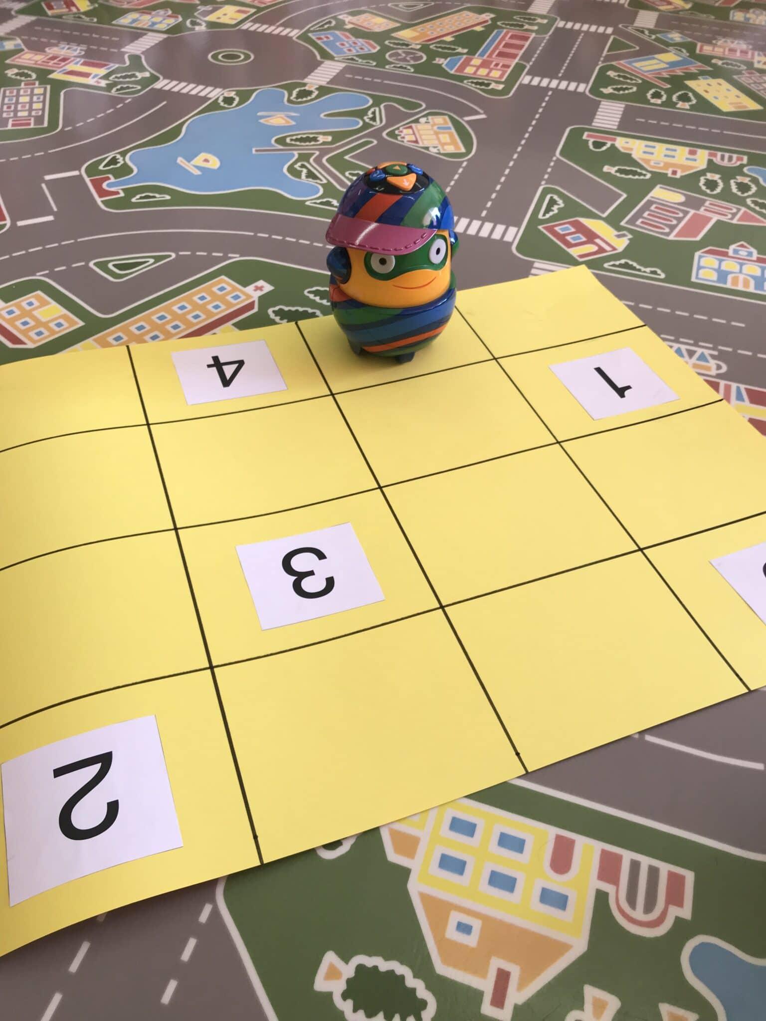 juegos y robótica Infantil