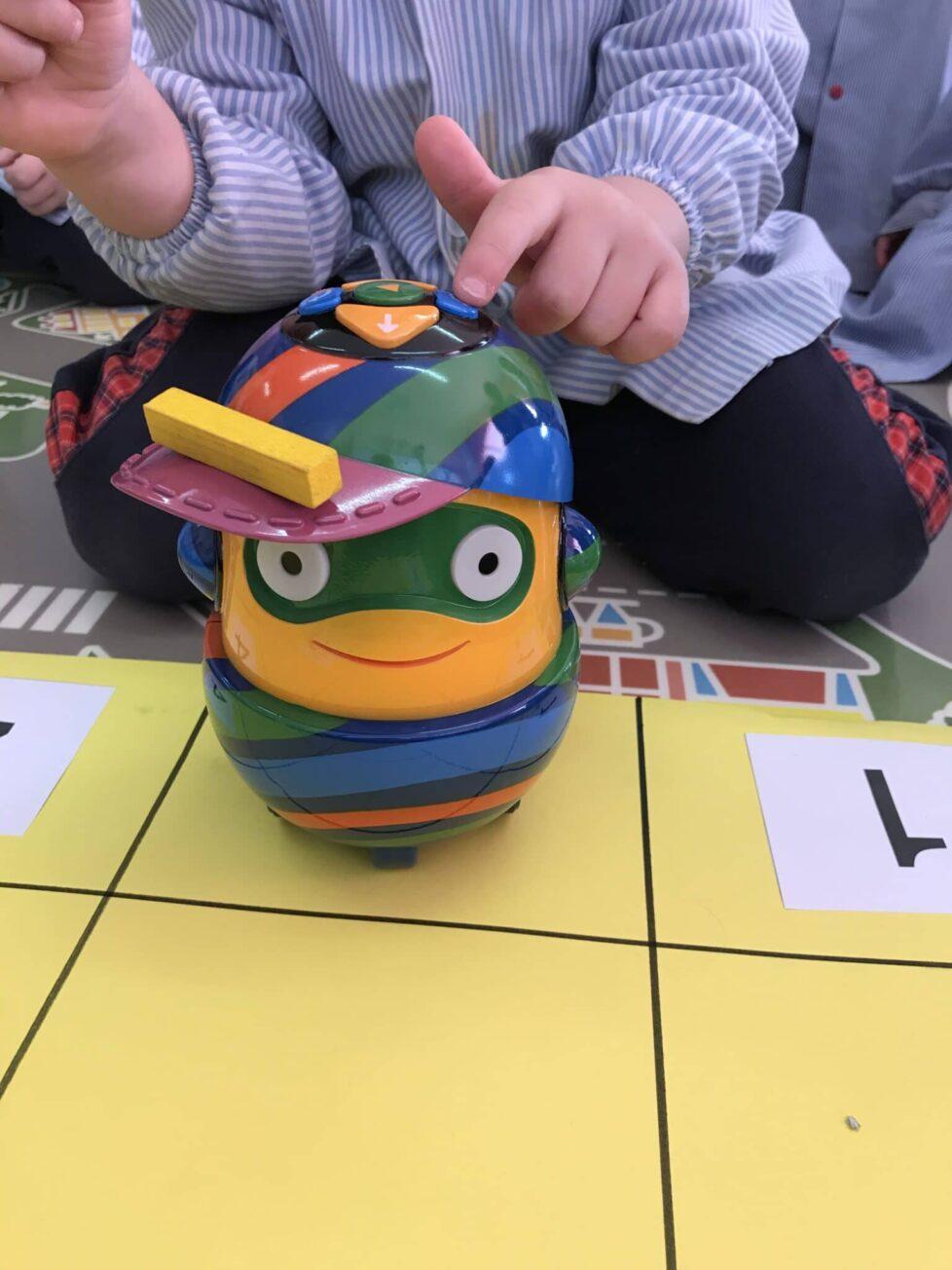 jugos y robótica Infantil