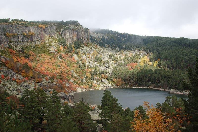 Parque Natural de la Laguna Negra y los Circos Glaciares de Urbión (Soria)