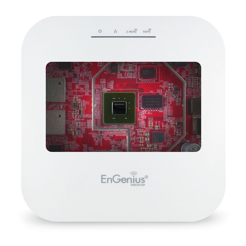EnGenius: dispositivo para Wi-Fi 6.