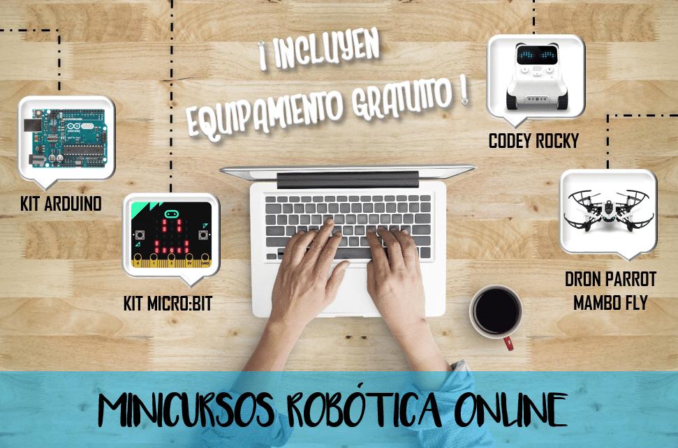Minicursos robótica