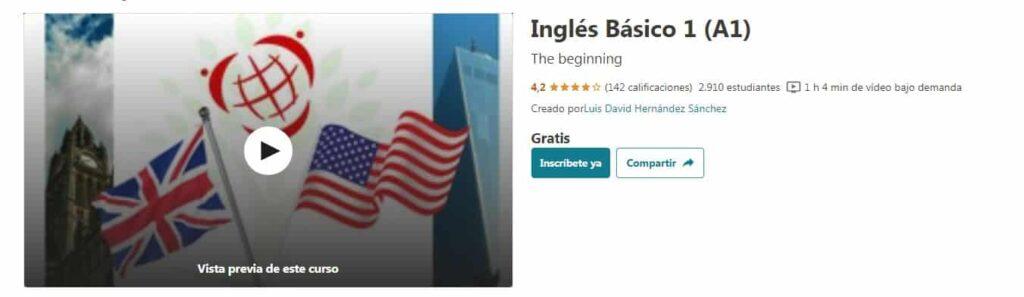 inglés básico 1