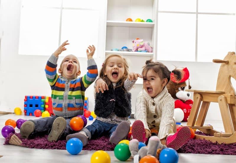 niños asamblea Infantil