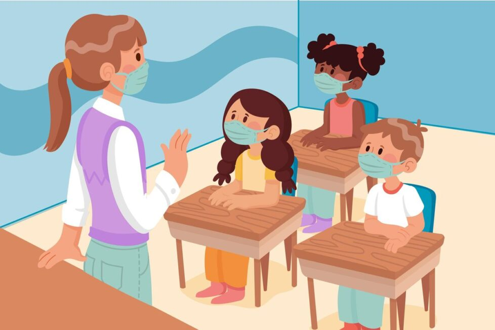 mascarillas seguras colegios
