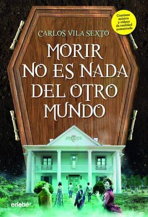 Morir no es nada del otro mundo libros Halloween