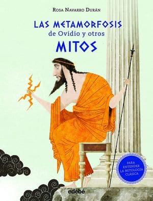 Las Metamorfosis de Ovidio y otros mitos novedades editoriales noviembre 2020