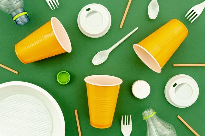 plástico huella medioambiental