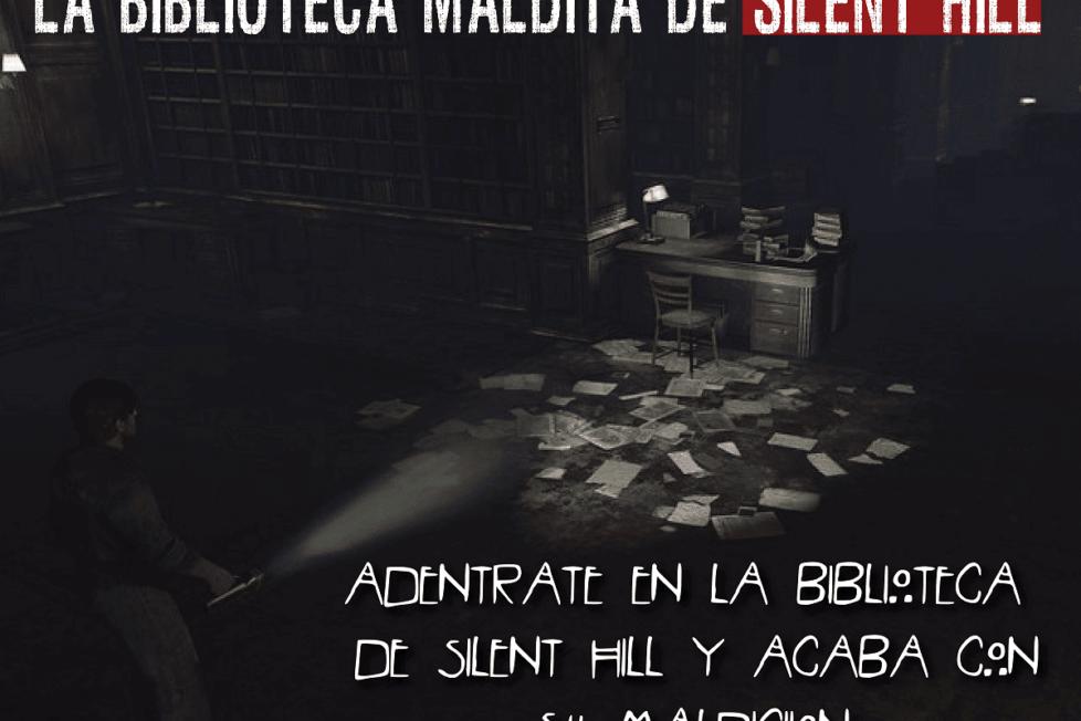 Portada de Silent hill