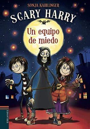 Un equipo de miedo libros Halloween