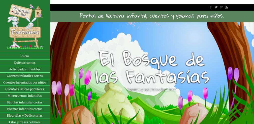 Bosque de fantasías