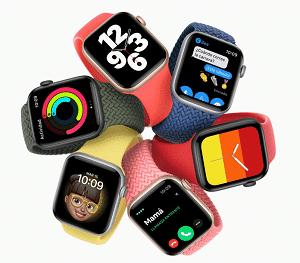 Apple smartwatches