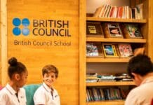 British Council School Madrid
