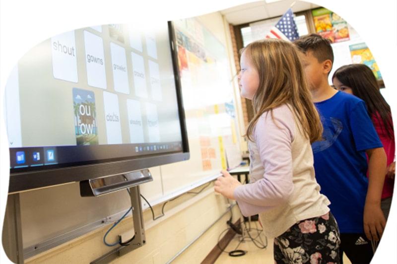 Lecciones interactivas aprendizaje a distancia
