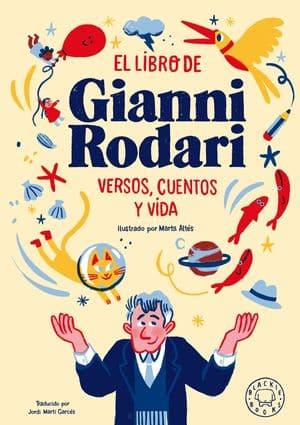 El libro de Gianni Rodari novedades diciembre
