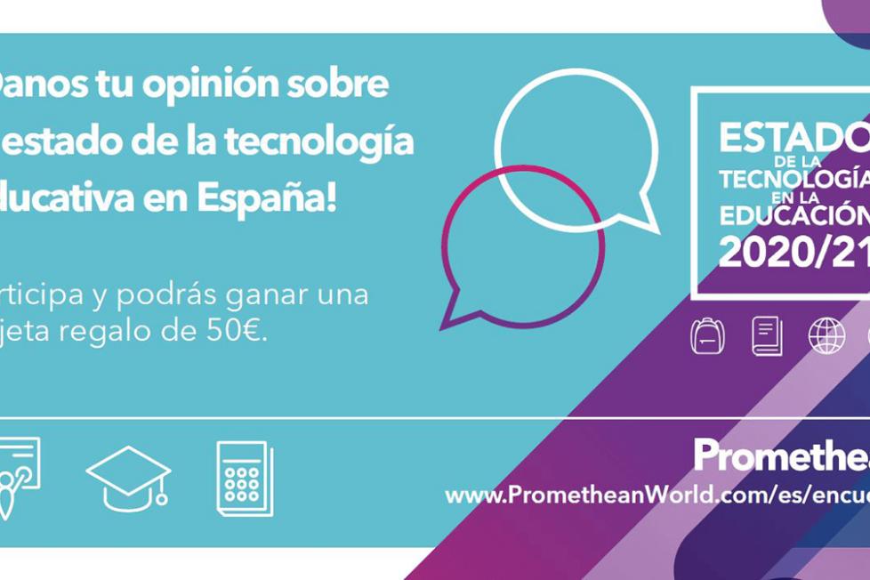 Encuesta para docentes de Promethean 'Estado de la Tecnología en la Educación