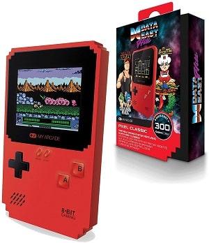 Consolas portátiles My Arcade Pixel Classic Data East Hits