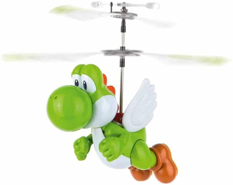 Nintendo Mario Kart Yoshi Volador