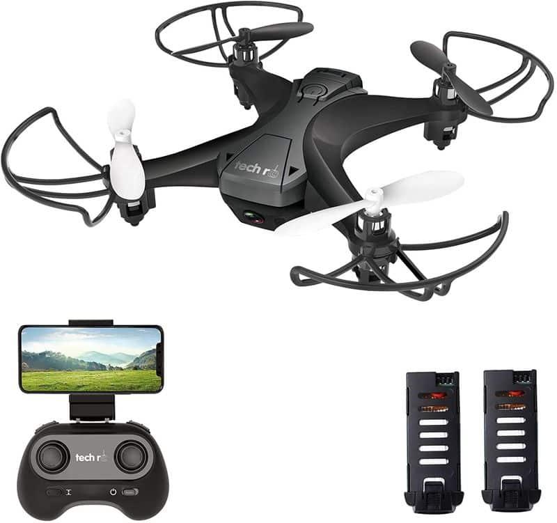Tech rc drones para iniciarse