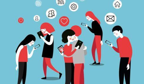 adicción móviles jóvenes