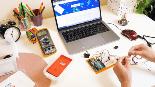 gratis un Arduino Student kit
