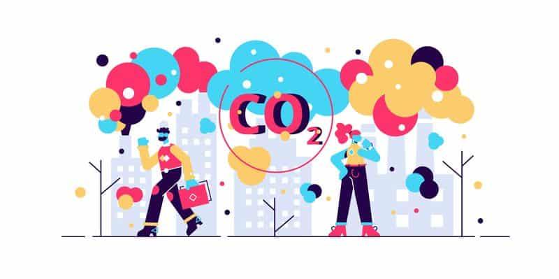 Medidores CO2