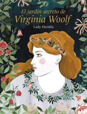 El jardín secreto de Virginia Woolf novedades diciembre