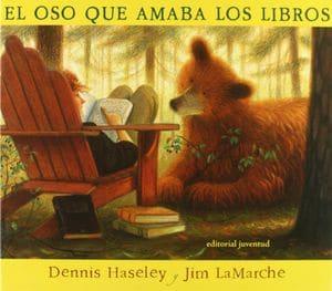 El oso que amaba los libros álbumes ilustrados