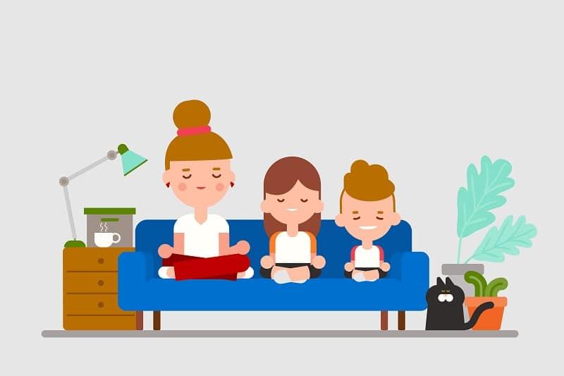 Mindfulness en familia, aprende con libros para niños en Black Friday